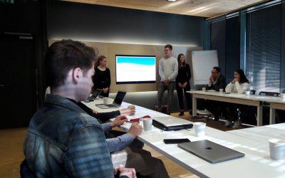 Lindström sales workshop