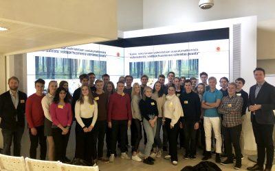 YT-linja StoraEnson globaalissa bisneskoulussa