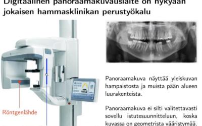 TT-linjan Studia Generaliassa poikkileikkaus viipalekuvauksen maailmaan!